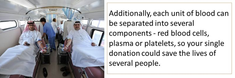 How to donate blood in the UAE 3