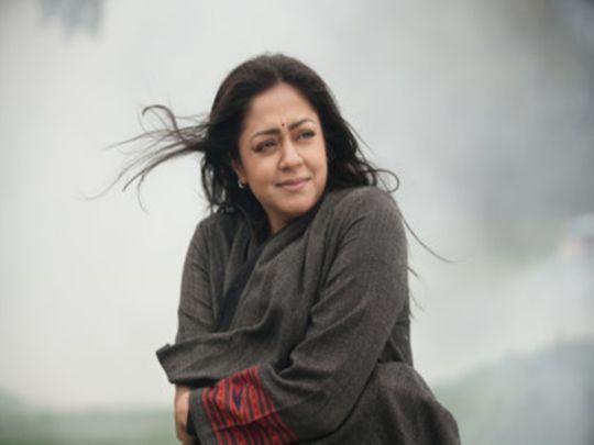 Jyothika in 'Ponmagal Vandhal'