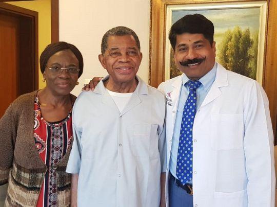 NAT Patient Mr Isaac 2-1592300665865