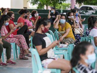 OFWs stranded Manila Philippines