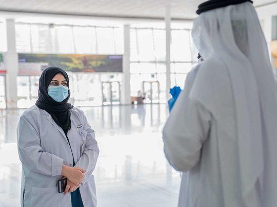Sharjah coronavirus