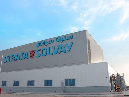 Strata Solvay