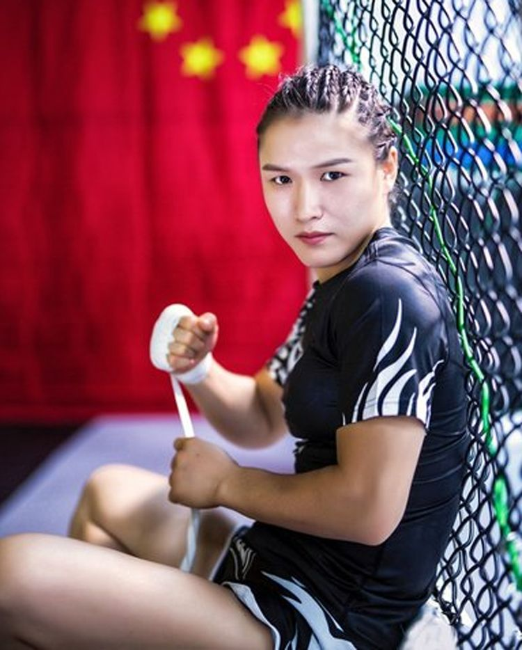 Zhang Weili