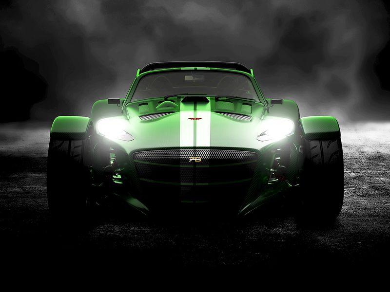 auto donkervoort