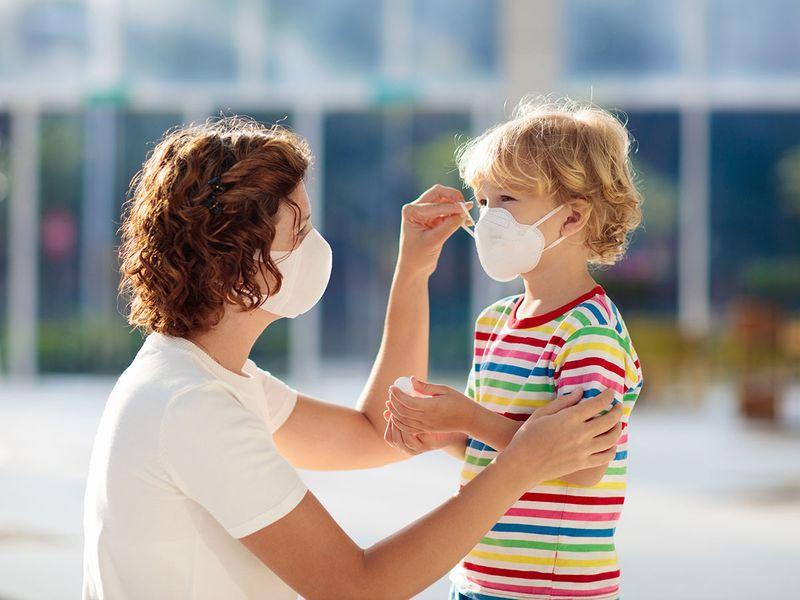 BC Child mask