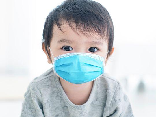 BC Children and masks
