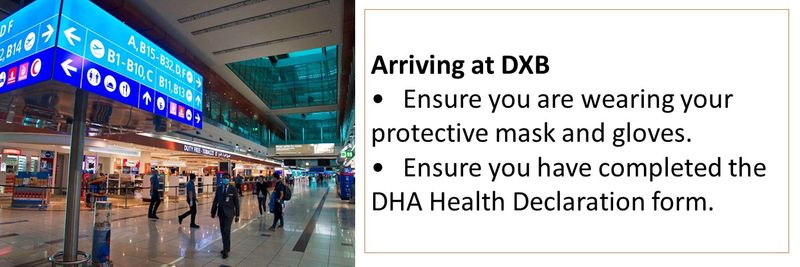 DXB guidelines for travel 17
