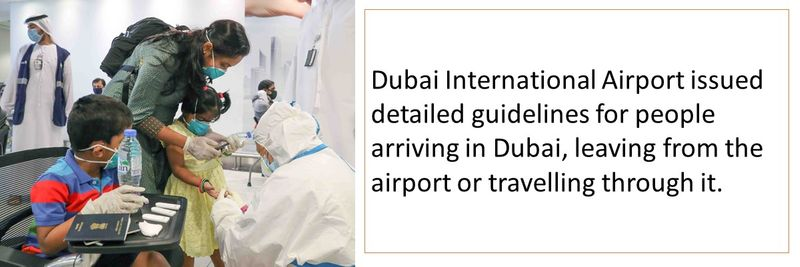 DXB guidelines for travel 1