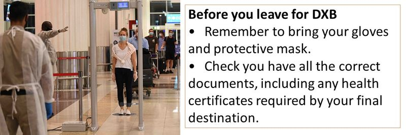 DXB guidelines for travel 23