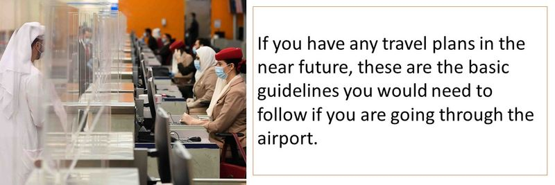 DXB guidelines for travel 2