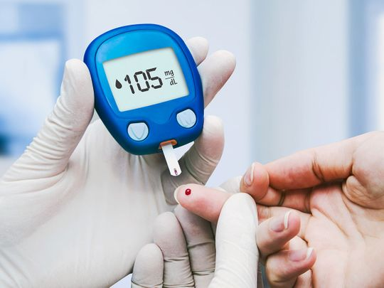 Diabetics are at greater risk of contracting complications