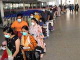 Indian expat Kuwait airport repatriation