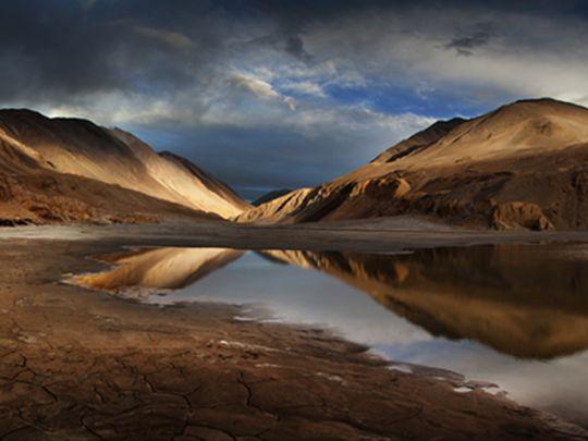 Ladakh India China