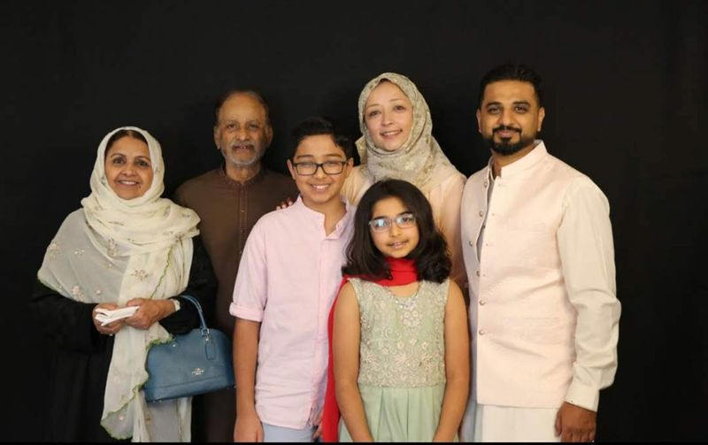 The Uzman family