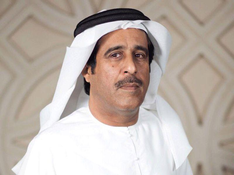 Abdullah Al Ajlah, Chairman of Board of Directors at Sharjah Football Company