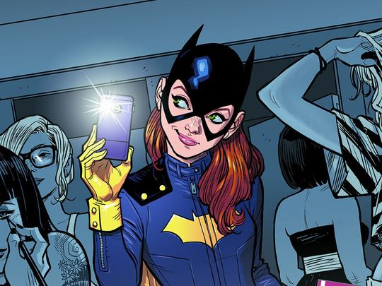 Batgirl Cameron Stewart-1592547521163