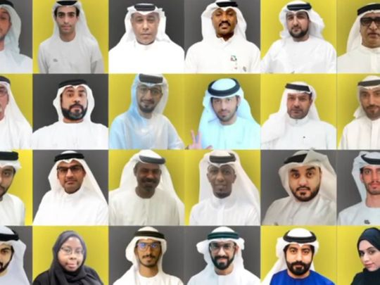 Dubai DED thanks its frontline workers