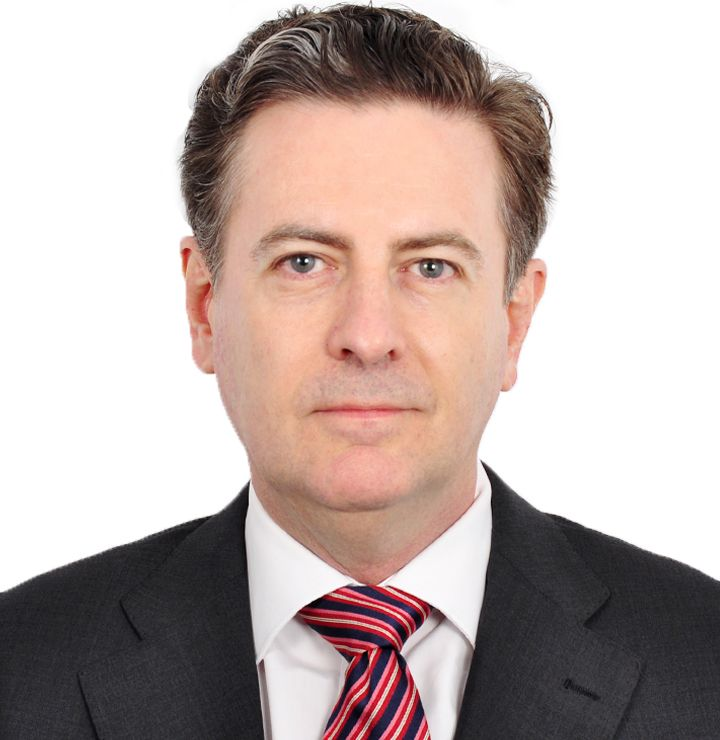 Lachlan Gyde, Executive Director, Asset Management at Ithra Dubai