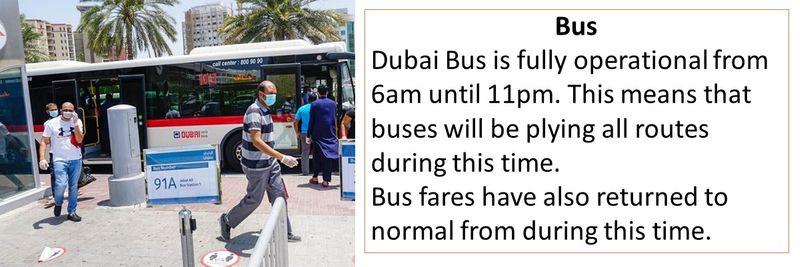 Public transport timings June 21