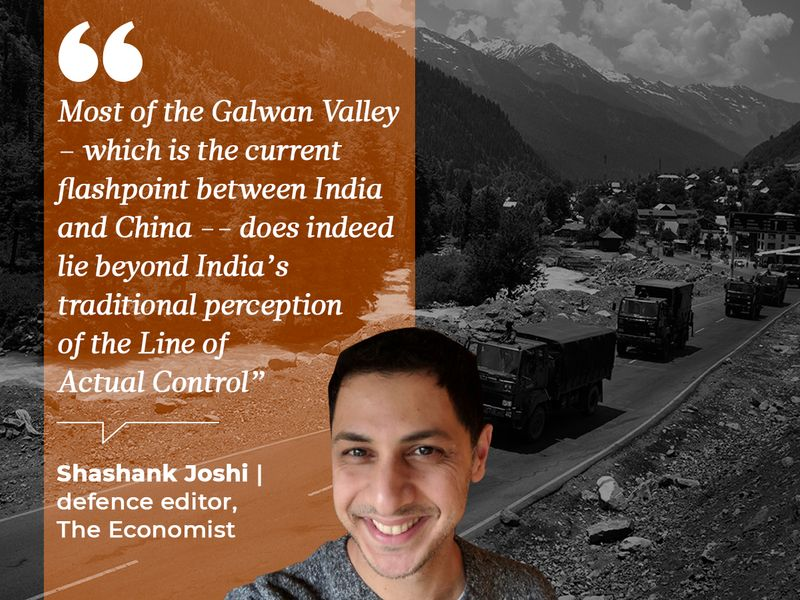 Shashank Joshi, defence editor, The Economist