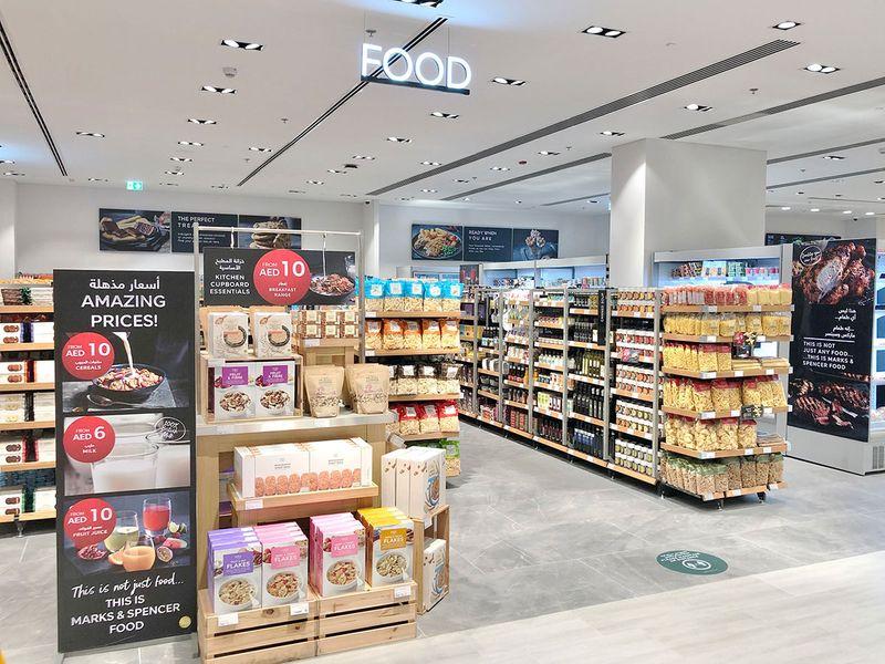 Marks & Spencer Dubai