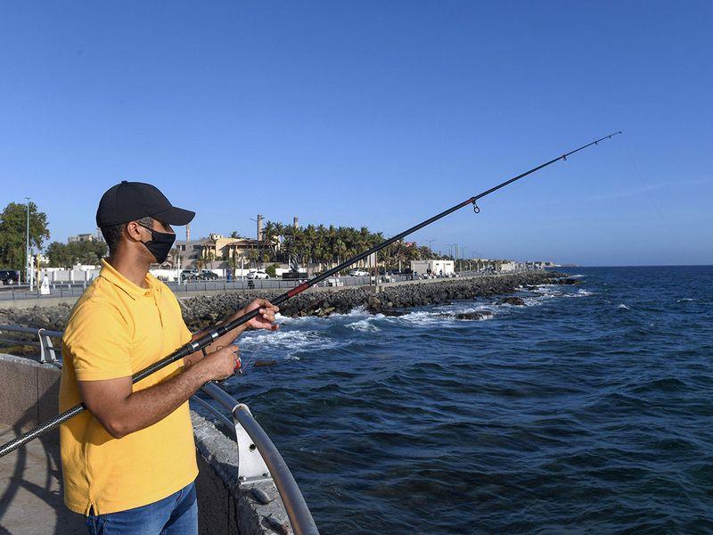Saudi fishing