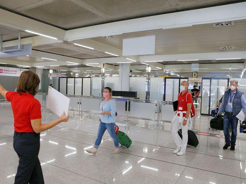 Spain reopens