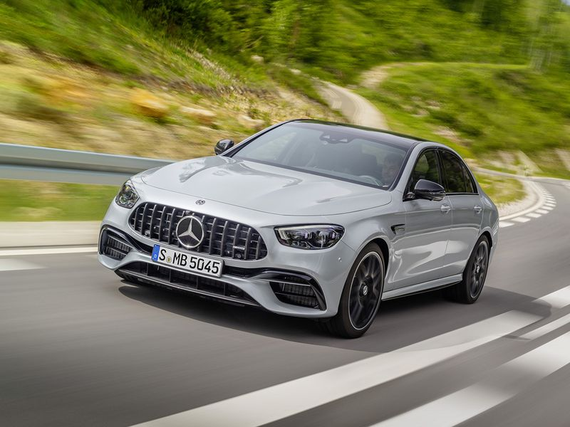 Mercedes-AMG adds more style and comfort to the new E63 | Auto-news – Gulf  News