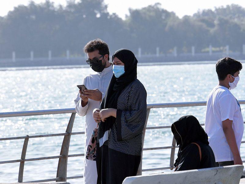 saudi waterfront