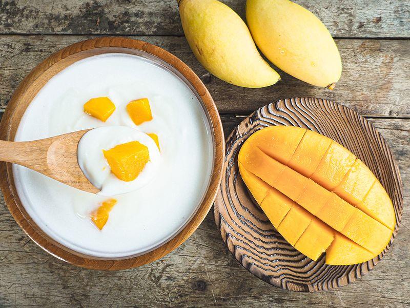 BC Sugar intake yoghurt