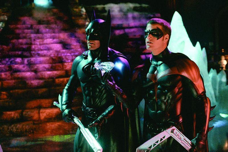 Batman and Robin 1997