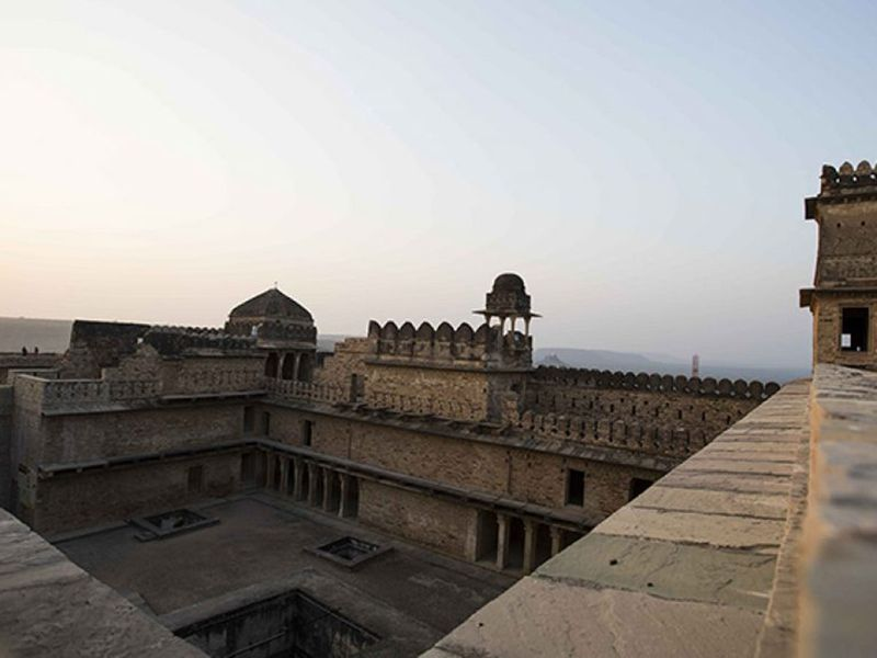 Chanderi Fort in Bhopal