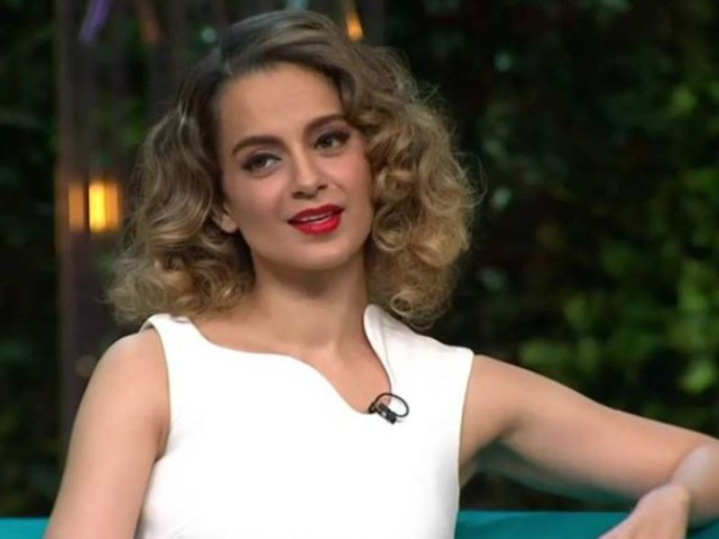 Kangana Ranaut on Koffee With Karan