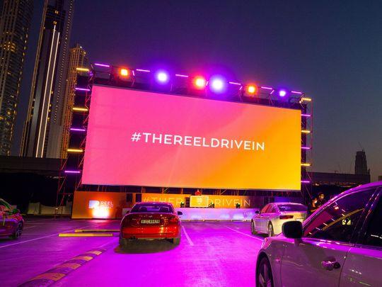 Reel Drive-in Cinema