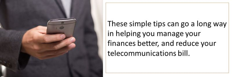 7 ways to reduce your phone bill