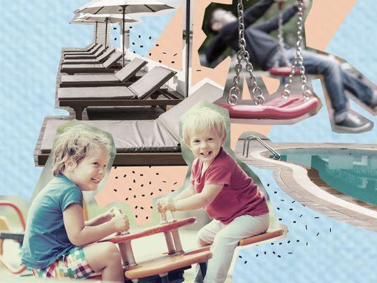 BC Keep Children safe in UAE public places