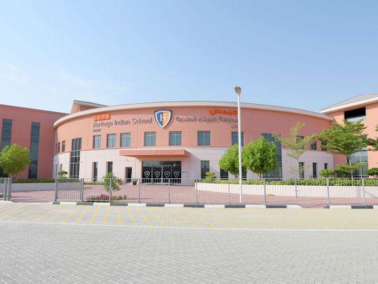 GEMS Heritage Indian School Dubai