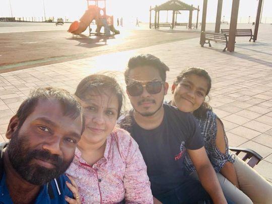 NAT  Sooraj P.S and family7-1593000501839