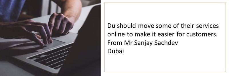 Sanjay Sachdev complaint