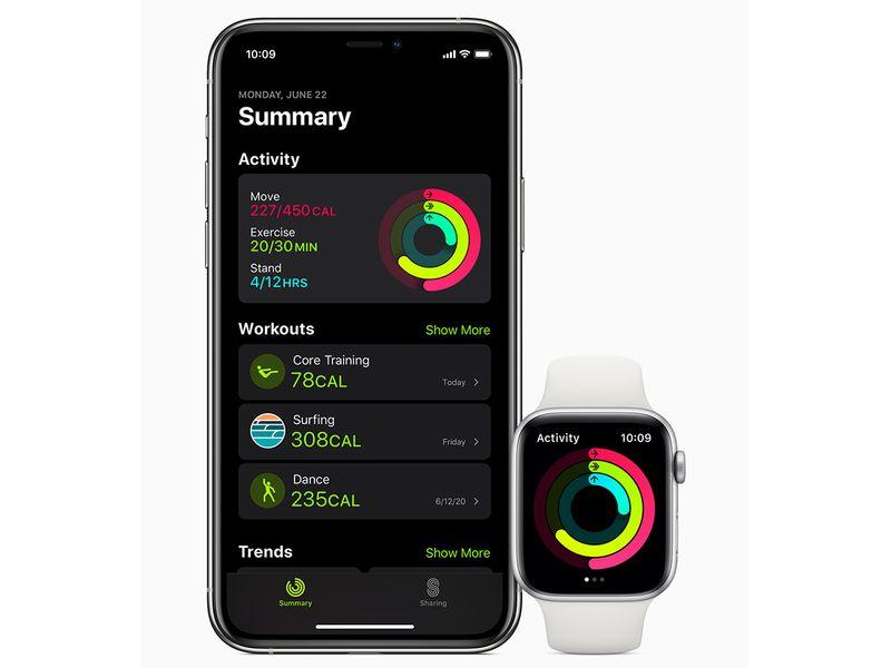 lifestyle apple watch