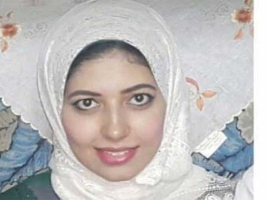 Eman Adel Egypt