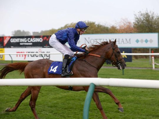 Godolphin's Space Blues