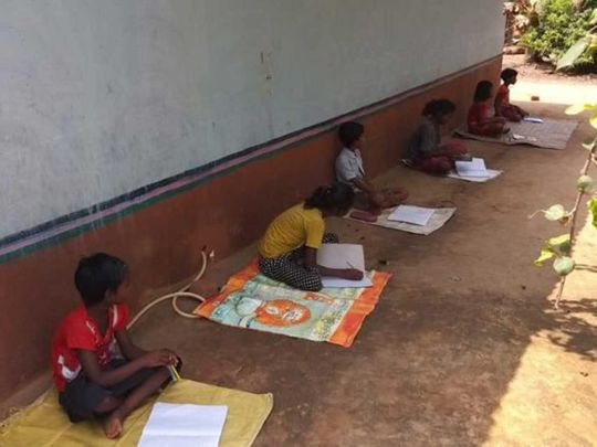 Jharkhand students