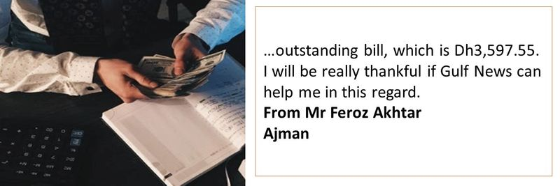 Mr Feroz complaint