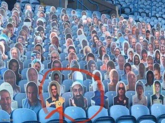 Osama bin Laden cutout