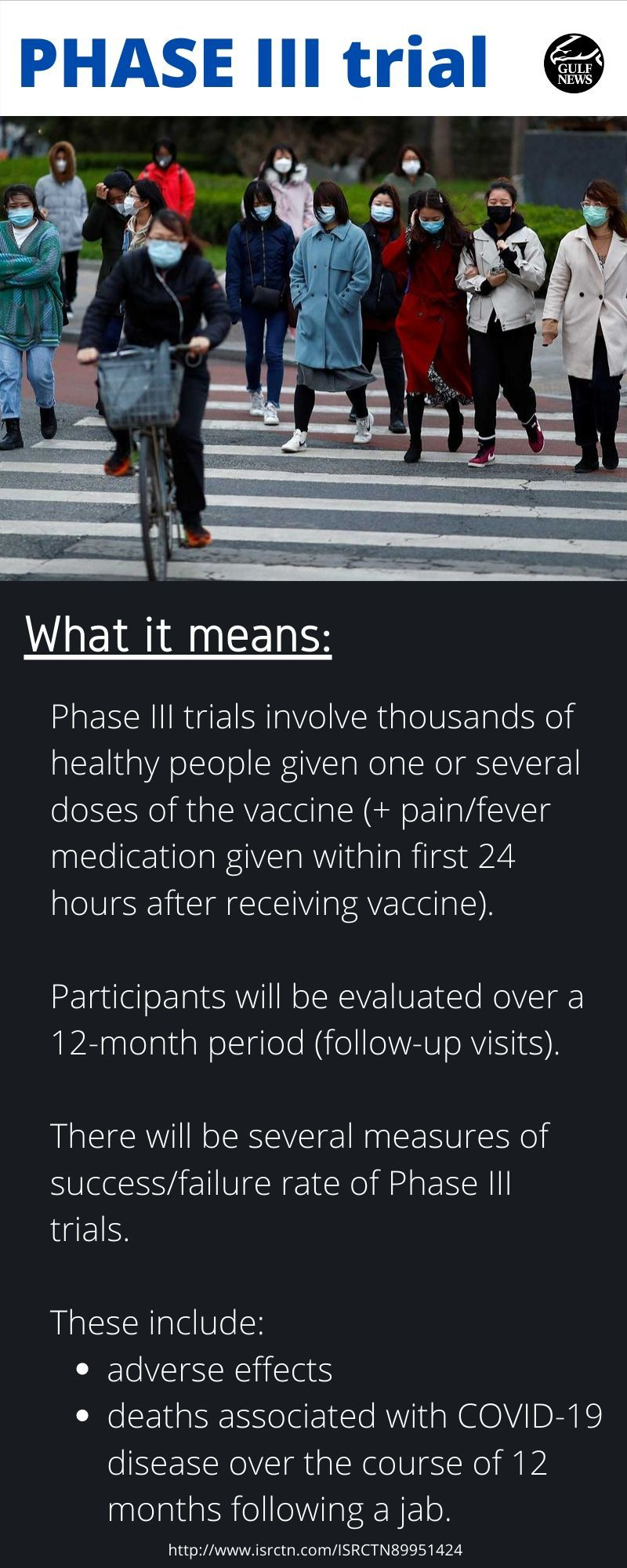 Phase III trial 001