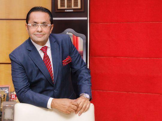 Rizwan Sajan, Chairman of Danube Group