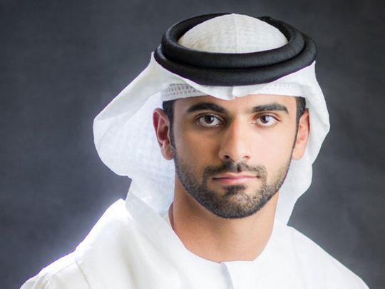 Sheikh Mansour bin Mohammed bin Rashid Al Maktoum