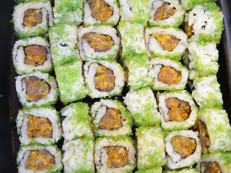 Sushi at Toshi, Grand Millenium