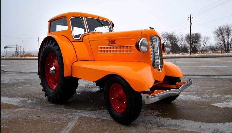 auto tractor